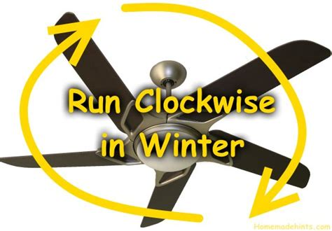 Which Way Is Clockwise On A Ceiling Fan by 10 Diy Tips To Lower Your Heating Bill
