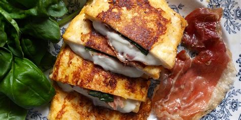Mozzarella En Carrozza - mozzarella in carrozza recipe great italian chefs