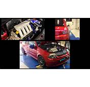 RENAULT CLIO 2 RS KIT TURBO K TEC  Dijon Gestion Moteur YouTube
