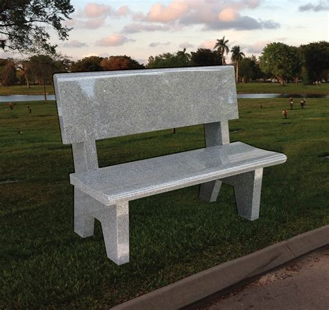 granite garden benches memorial stone benches outdoor benches