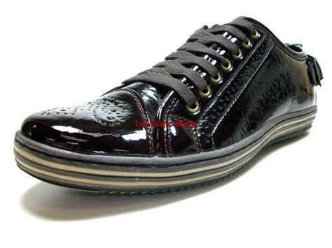 mens italian style casual fashion lace walking shoes ebay