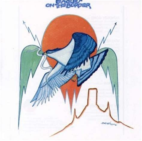 63a Bordir on the border eagles 1974 音楽レビュー it s only records
