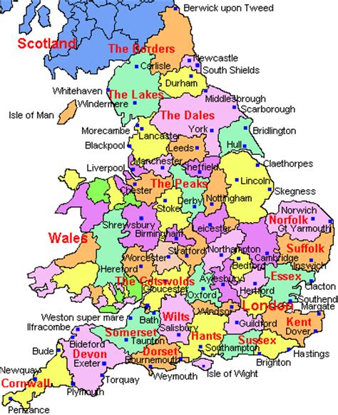 map of showing counties uk map showing counties cities and towns search