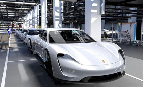 prices  electric porsche taycan  start