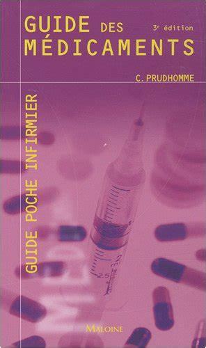 Livre Gt Guide Des M 233 Dicaments