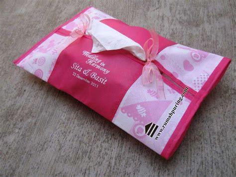 Tempat Tissue Kombinasi Tempat Aqua rumah puring indonesia tas seminar souvenir pernikahan goodie bag tas promosi tas belanja