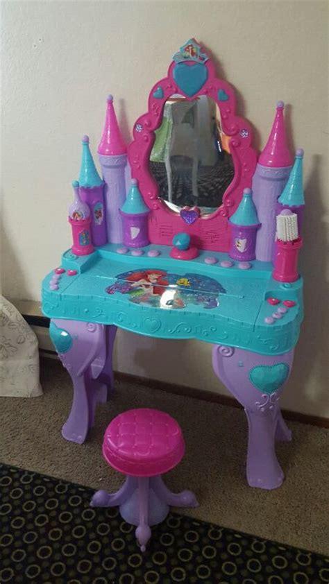 Disney Princess Piano Vanity by Disney Princess Ariel Keyboard And Vanity Baby