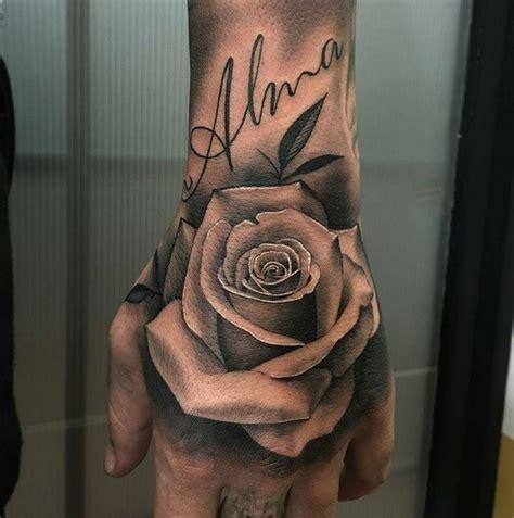 tatouage main homme femme 233 criture 40 photos mod 232 les