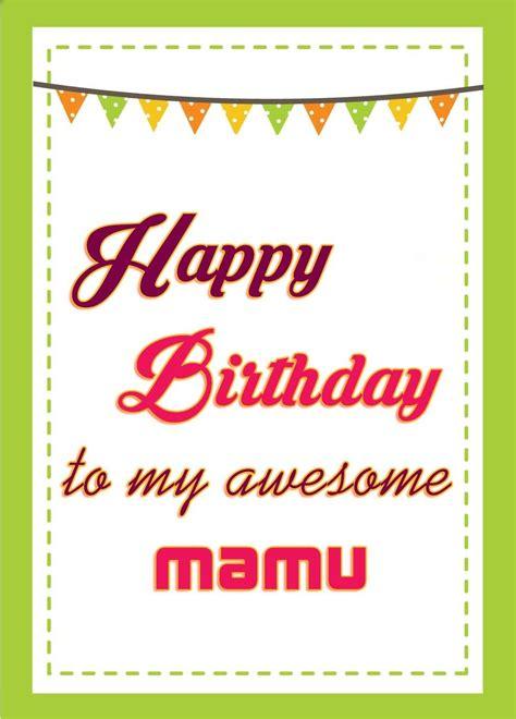 sparkes   birthday happy birthday mamu nice wishes