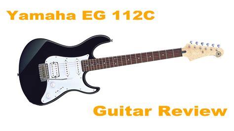 Harga Gitar Yamaha Eg 112 yamaha eg 112c guitar review stefan s bass