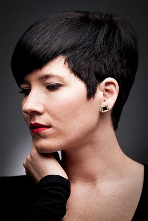 short cuts for big woman short hair styles for fat women
