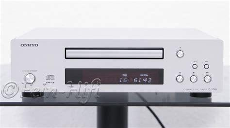 format cd players use onkyo c 1045 cd player im midi format mit mp3 gebraucht