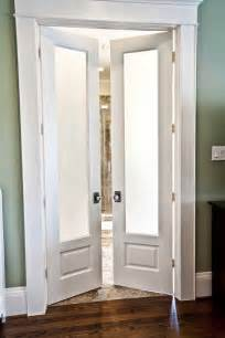 bathroom doors on barn door hardware