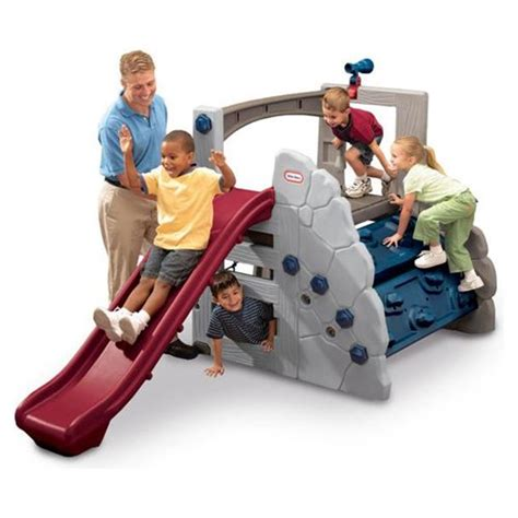 tike swing and slide tikes endless adventures adjustable mountain