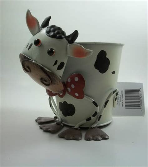 Metal Animal Planters by 1000 Images About On Cats Cat Food