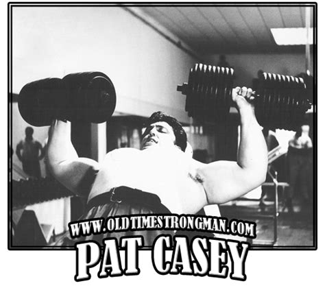 pat o donnell bench press dumbbell lift archives www oldtimestrongman com