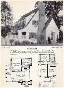 modern colonial house plans 258 best images about vintage home plans on