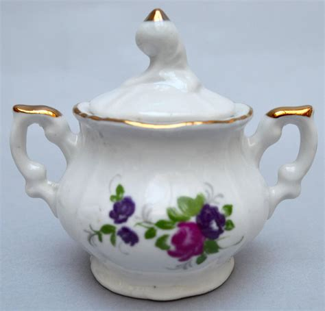 Tea Set Napoleon 7 Picese child s napoleon iii porcelain tea set for sale at