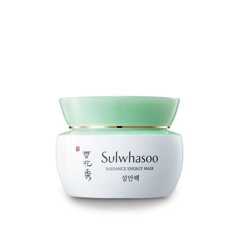 Sulwhasoo Radiance Energy Mask 4ml sulwhasoo radiance energy mask