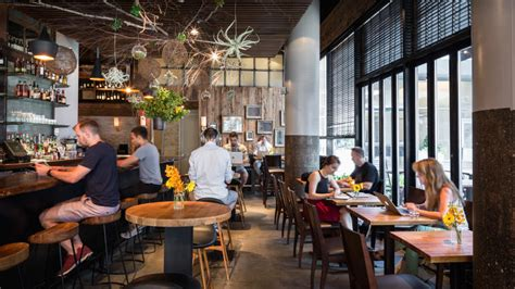are empty high end restaurants the next coworking trend