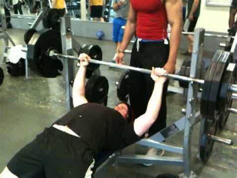 275 lb bench press 275 bench press youtube