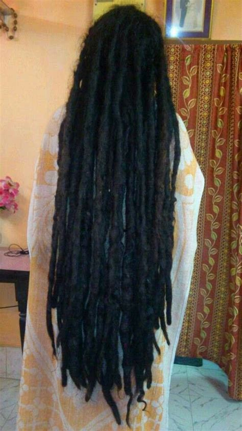 pictures of hair locks with thick hair thick locs inspiration pinterest