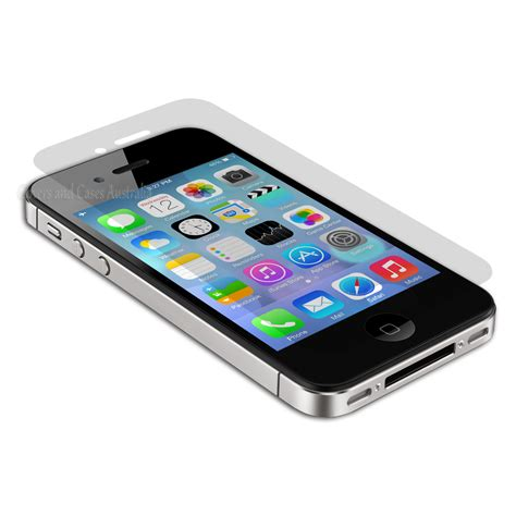 3 x clear lcd screen protector for apple iphone 4s 4