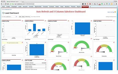 Reports And Dashboards In Salesforce Workbook by Enhance Salesforce Dashboard 0 0 9 Screenshots Crx4chrome
