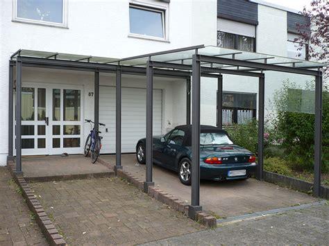 carport und terrassenüberdachung 220 berdachungen carports metall und glas