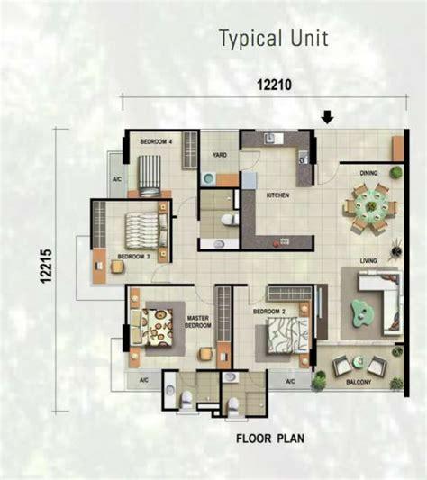 dzone floorplan penang property talk