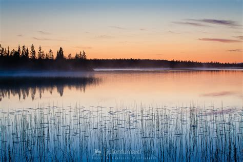 3054 Finland 2007 Sunset infos sur paysage finlande arts et voyages