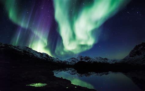 polar lights background 34704 2560x1600 px hdwallsource com