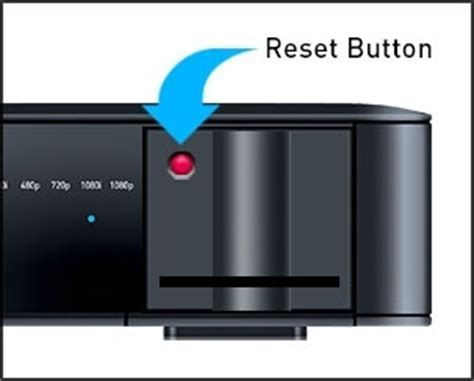 reset directv online how to reset the directv receiver quora