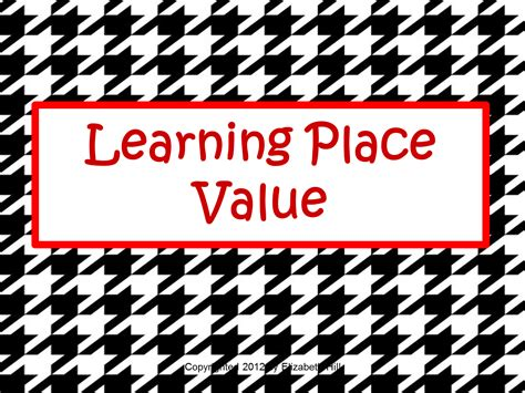 place value tricks of the teaching trade pirate place value