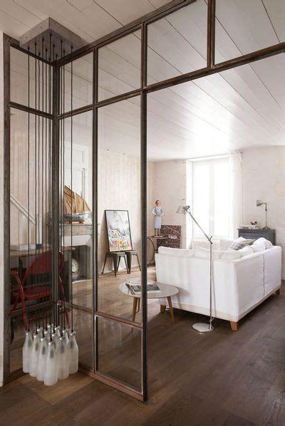hauteur de cr馘ence cuisine paneles para separar ambientes para lograr el efecto
