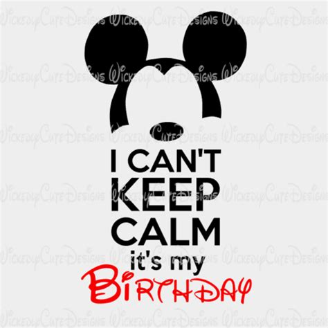 imagenes de keep calm blanco y negro i can t keep calm birthday boy svg dxf eps png digital