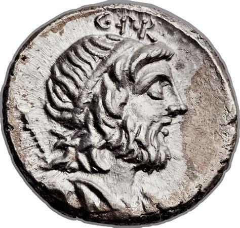 Len Q by Denarius Cn Lentulus Ex S C Cn Len Q Rome Ancient