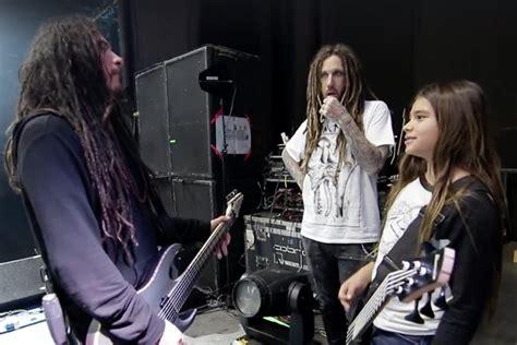 korn guitarist explains   year  son  metallica