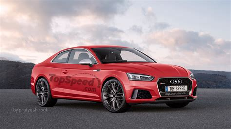New Audi Rs5 2018 by 2018 Audi Rs5 Review Top Speed