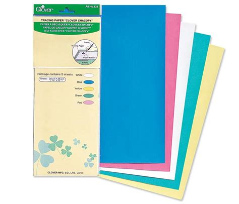 tracing paper crafts chacopy tracing paper accessories craft department