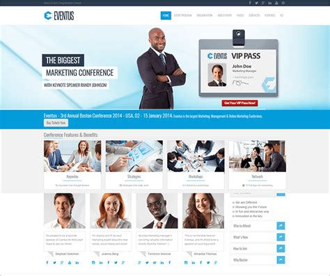 joomla event management template 10 event management joomla templates themes creative