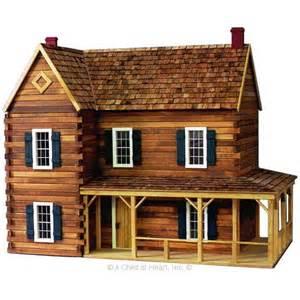 ponderosa dollhouse kit