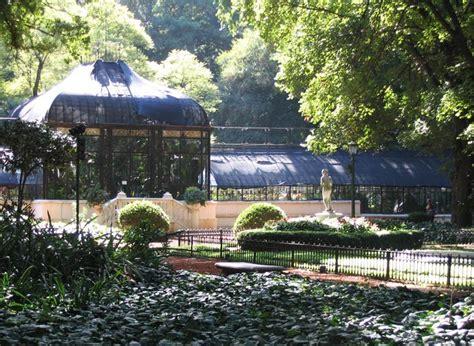 Buenos Aires Botanical Garden Exploring Argentina Part Ii Buenos Aires