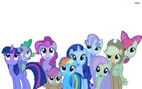 My Pony Friendship Is my pony friendship is magic wallpaper my