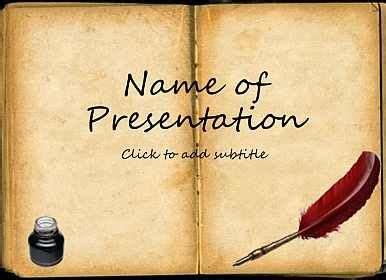 book presentation template presentation booklet templates open book