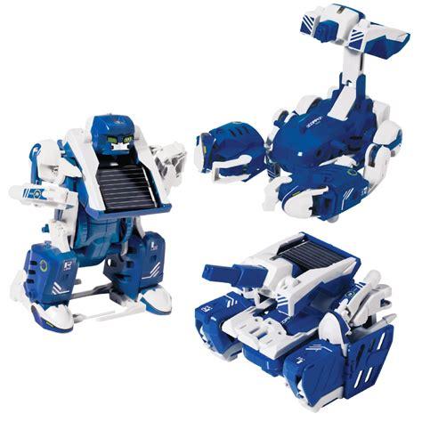 Solar Robot Transformer 3in1 kit solar transformer 3 en 1 para armar