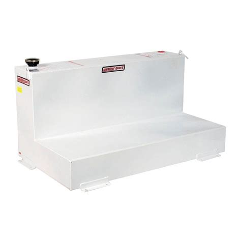 uws 75 gal aluminum l shape and chest transfer tank combo