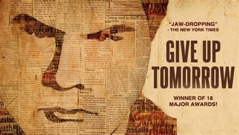 film give up tomorrow give up tomorrow irish innocence project