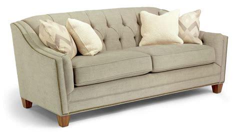 Dorea Sofa W Nails By Flexsteel Living Room Pinterest