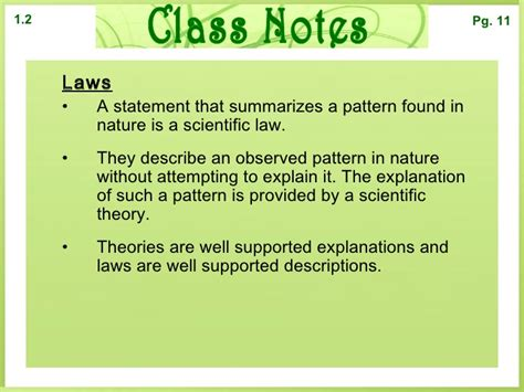 patterns in nature biology notes biology
